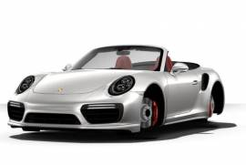 New 2018 Porsche 911 Turbo Cabriolet