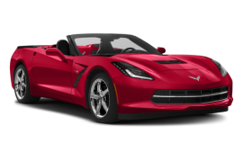 New Chevrolet Corvette Cabriolet - CA