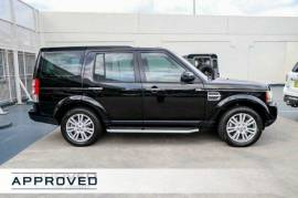 Used 2010 Land Rover Discovery 4 Series - Au