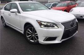 Lexus LS 460 Version L Model 2012