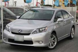 Hybrid Lexus HS 250h Version S Model 2010