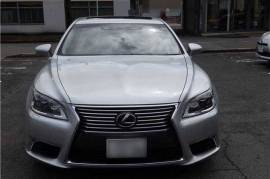 Lexus LS 460 Version LSR Model 2013