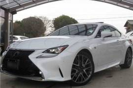 Lexus RC 300h Sport Edition Model 2015