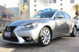 Lexus IS 350 Version L Model 2013
