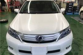 Lexus HS 250h Version L Hybrid Model 2011