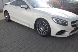 New Mercedes Benz S 450 4 Matic Coupe