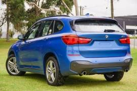 2016 BMW X1 F48 xDrive20d Steptronic AWD