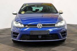 2013 Blue Volkswagen Golf VII MY14 R DSG 4Motion