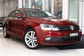 2016 Highline Jetta Red Volkswagen 1B MY16 118TSI
