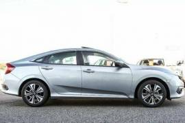 2017 Sedan Honda Civic MY17 VTI-LX Lunar Silver