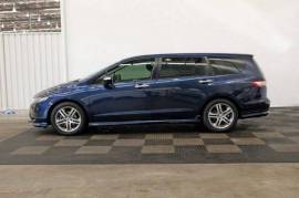 2011 Luxury Honda Odyssey 4th Gen MY11 Wagon Blue