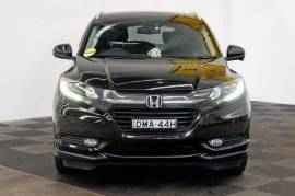 2015 Honda HR-V MY15 VTi-L Hatchback Black