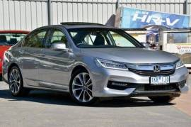 2017 Honda Accord 9th Gen MY17 VTi-L Sedan Silver