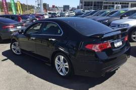 2014 Honda Accord Euro 8th Gen Luxury Sedan Black