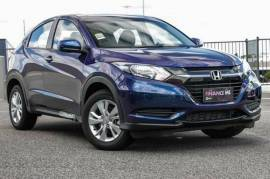 2017 Honda HR-V MY17 VTi Morpho Wagon Blue