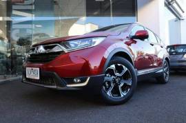 2018 Honda CR-V RW MY18 VTi-L FWD Wagon Red