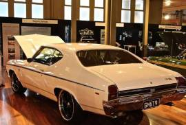 Chevrolet Chevelle SS Coupe - Model 1969
