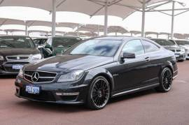 2012 Mercedes-Benz C63 W204 MY11 AMG G-Tronic Coup