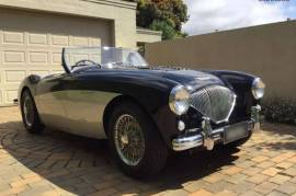 Classic Austin Healey 100 Coupe - Model 1953