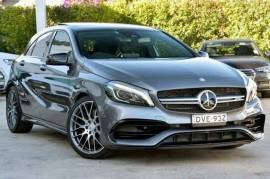 2016 Mercedes-Benz A45 W176 806MY AMG DCT 4MATIC G