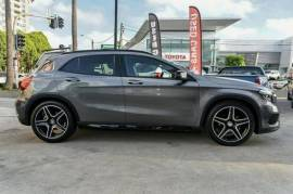 2015 Mercedes-Benz GLA 200 CDI X156 DCT Wagon Grey