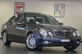 2009 Mercedes-Benz E350 Tenorite Sedan Grey