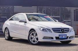 2012 Mercedes-Benz E250 CDI C207 MY12 7G-Tronic Co
