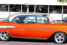 Chevrolet Bel Air Auto Sport Sedan - Model 1957