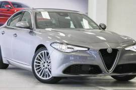 Alfa Romeo Giulia Super Auto - Model 2017