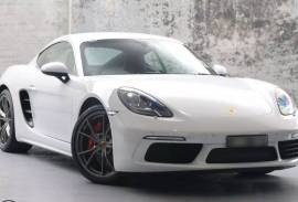 Porsche 718 Cayman S 982 Auto MY17 - Model 2017