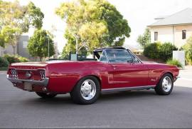 Ford Mustang Muscle Car - Model 1968