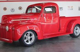 Ford 2 Door Pickup - Model 1946