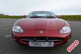 Jaguar XK8 4.0 - Model 1996