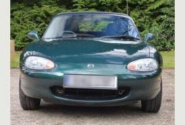 Mazda MX-5 1.6 2d Convertible / Cabriolet - Model