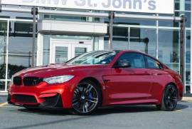 BMW M4 Coupe - Model 2017