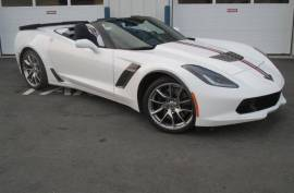 Chevrolet Corvette 2dr Z06 Conv w/3LZ - Model 2017