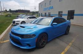Dodge Charger SRT Hellcat - Model 2015