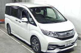 Honda Step Wgn 2016