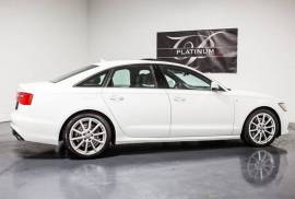 2015 Audi A6 QUATTRO, S-LINE, NAVIGATION, SUNROOF, HEATED LTHR