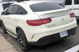 2016 Mercedes Benz GLE Coupe 450