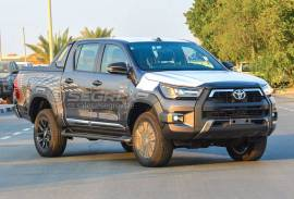 2021 Toyota Hilux 2.8 L Adventure Automatic Transmission Full option