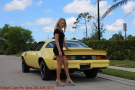 Used 1978 Chevy Camaro Z28
