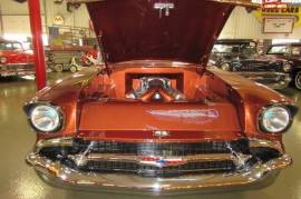 Used 1957 Chevrolet Bel Air Ricochet Resto-Mod Coupe
